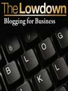 Blogging for Business (MP3)